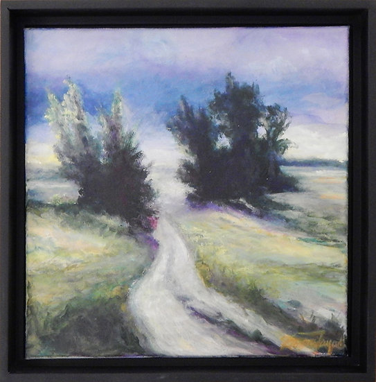 Country Road by Donna Fayad