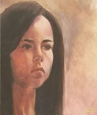 69. Portrait of Girl