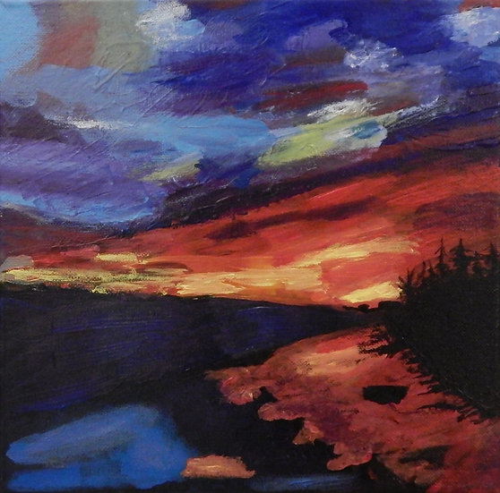 Event Horizon by Elizabeth Johnson