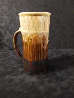 Handmade Ceramic Beer Stein
