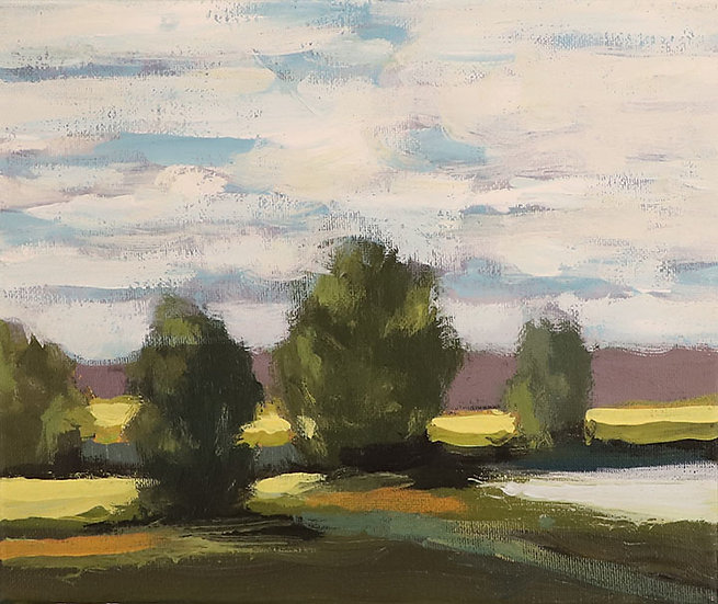 Landscape #8 by Bob Collins