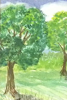 48. Two Trees