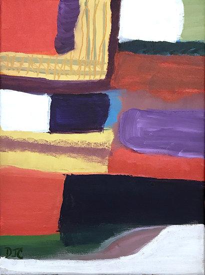 Blocks of Pain by Debra Cassidy