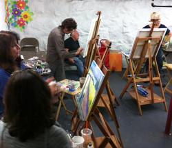 Abstract Art Class