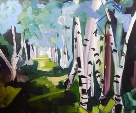 Magical Trail by Elizabeth Ricketson