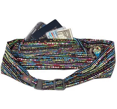 Large pocket belt, Confetti by BANDI wear