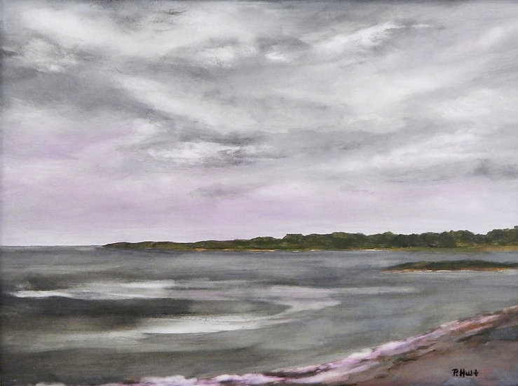 Storm Approaching by Paula Hult