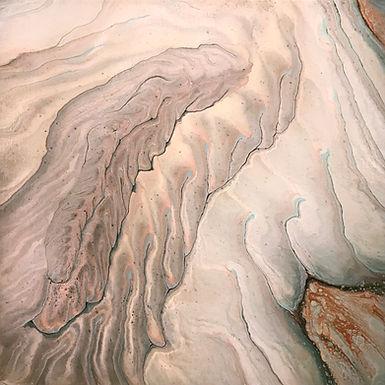 Arctic Glacier by Jane Yates