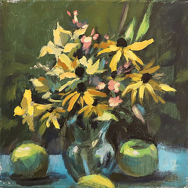 Floral #1  by Bob Collins