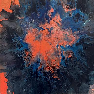 Nebula #1 by Jane Yates