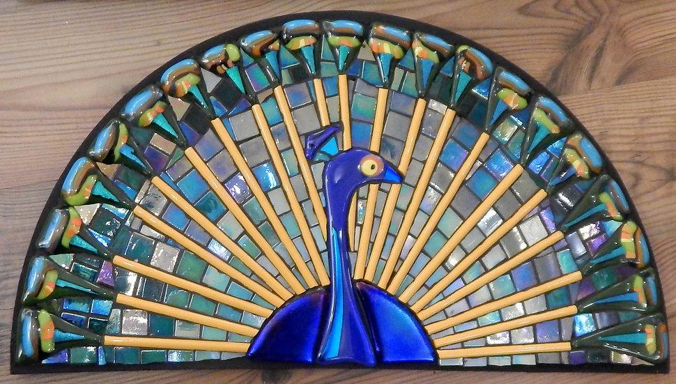 Peacock 2 by Martin Cheek