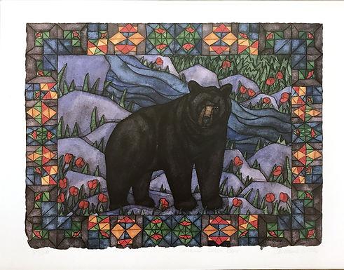 Summer Brook Bear by Constand