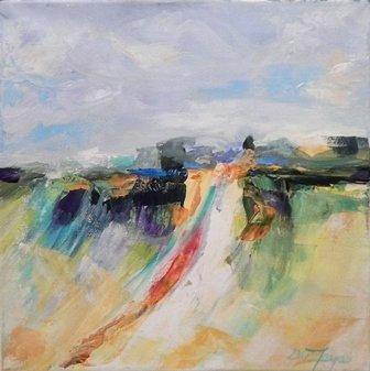 Cascade by Donna Fayad
