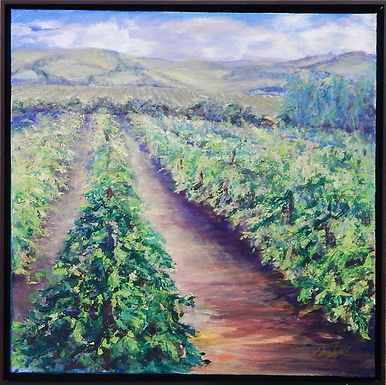 Summer Wine by Donna Fayad