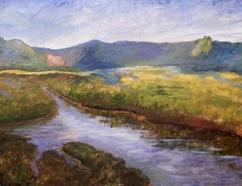 River Valley by Randi Isaacson