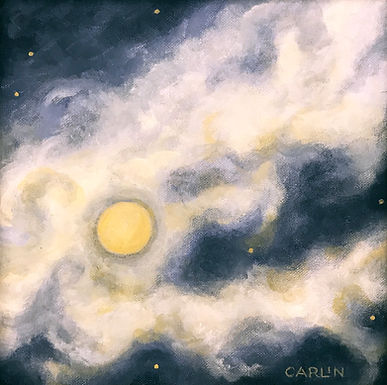 Clouds in the Moonlight by Sue Carlin