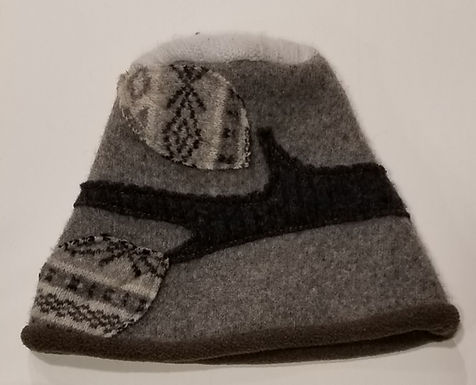 #3 Hat by Cimarrana