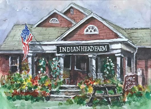 Indian Head Farm by Ralph Caputo