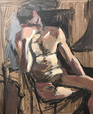 figure study by Bob Collins