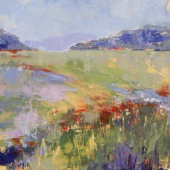 Meadow Lark by Jan Durgin