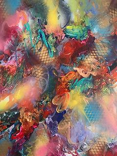 Abstract Art by Janine Schmitt