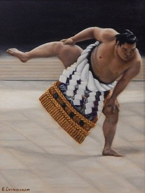 Hakuho by Evelyn Cunningham
