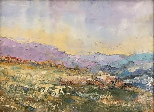 HM: High Plains Ram's Horn Mt's, WO by Frank Bennett