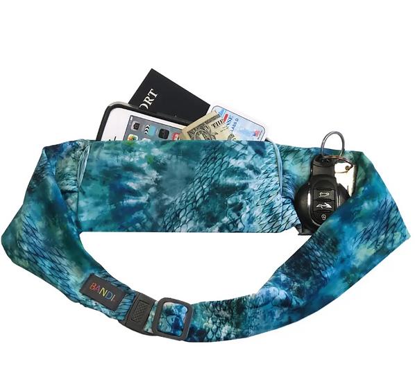 Large pocket belt, Seaside by BANDI wear