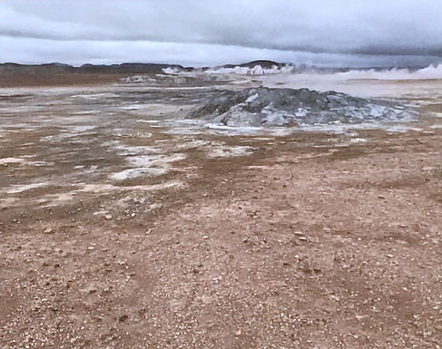 HM: Iceland by Ginny McDermott