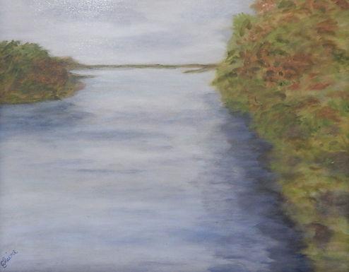Serenity by Elaine Wilkinson