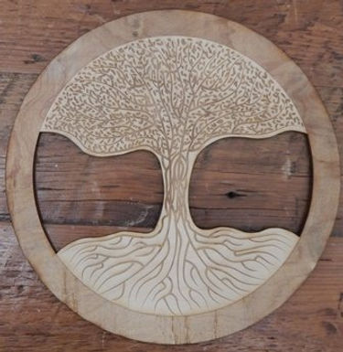 Tree of Life by Andrew Golibersuch