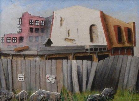 HONORABLE MENTION: Deconstruction by Donald Gotz