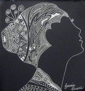 Monique by Genevieve Bagdis
