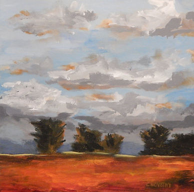 Storm Coming by Lois Novotny