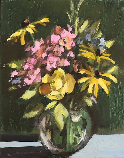 Floral #5  by Bob Collins