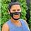 Thumbnail: Black Adult Smile Face Mask