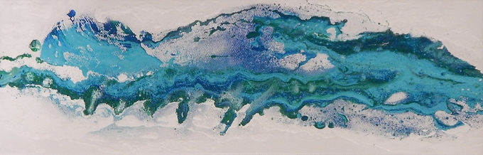 The Blue Wave by Linda McLatchie