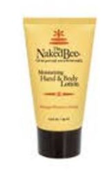 1.5 oz Naked Bee Hand and Body Lotion