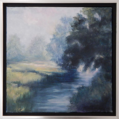 Deep River Blues by Donna Fayad