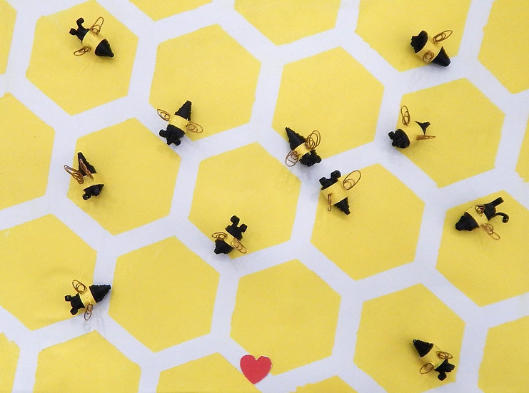 Save the Bees! by Charlotte Cassidy