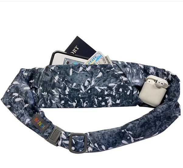 Large pocket belt, Moon Vine by BANDI wear
