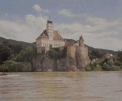 Schonbruhel Castle by Henry Febo