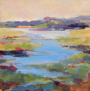 Marsh by Jan Durgin