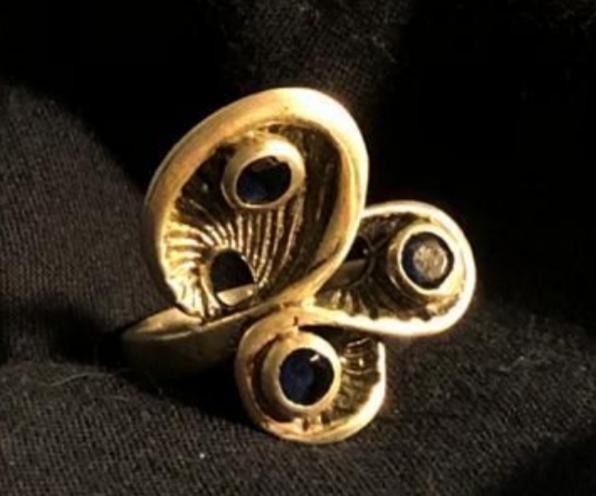 Georgian Ring 25