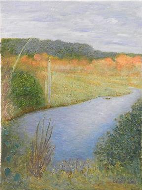Assabet Autumn by Diana Gallo