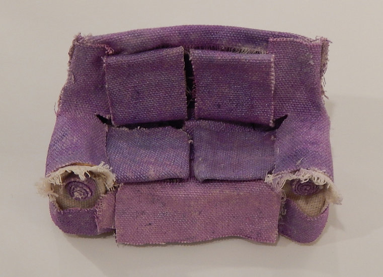 Little Lilac Loveseat by Kimberly Hayes