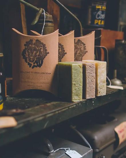 Mojo Soap From Iron Lion