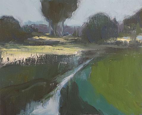 Landscape #9 by Bob Collins