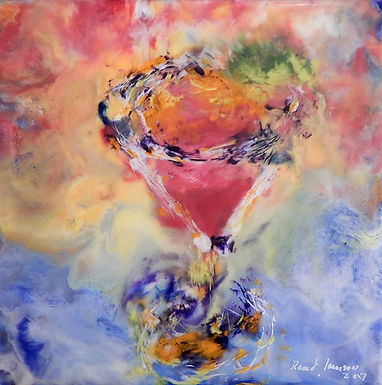 The Sixth Cosmo by Randi Isaacson - Sold