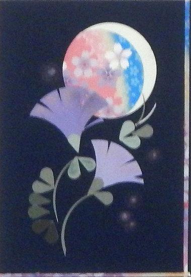 Four O'Clocks by Martha L. R. Goutal